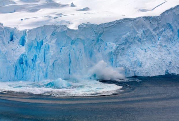antarktyda topnienie