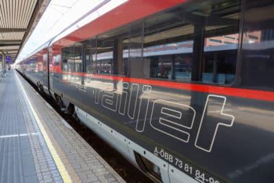 pociąg austria