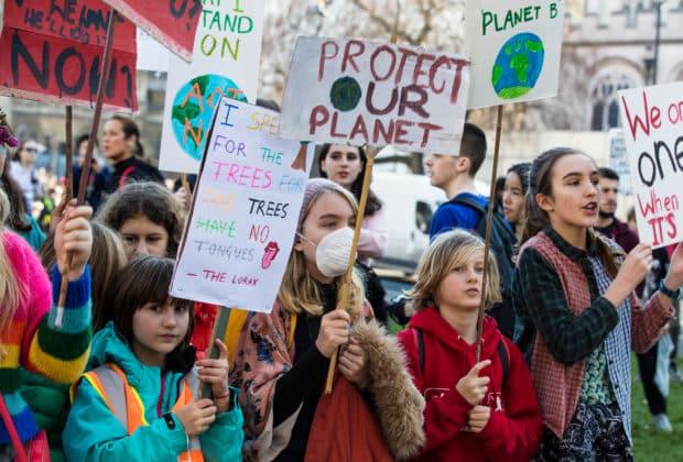 dzieci i klimat