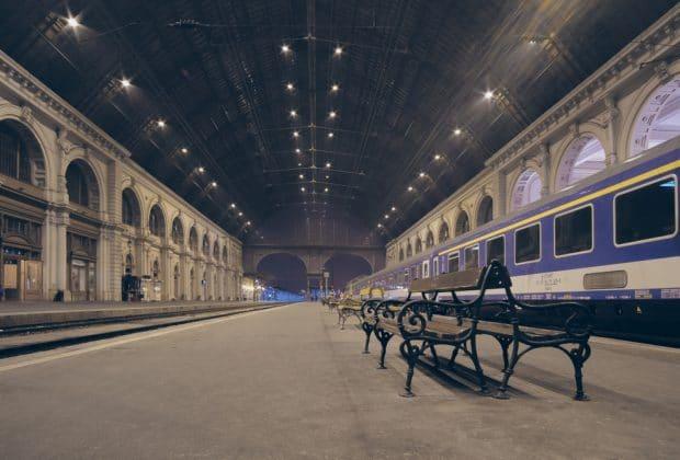 pociągi międzynarodowe