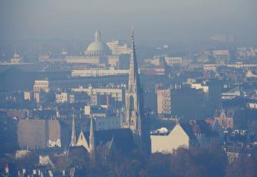 katowice smog